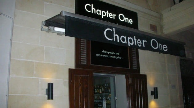 Chapter One 001
