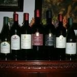 Wine selections Meridiana The full collection.