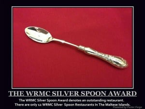 The Ultimate - The wrmc Silver Spoon Award